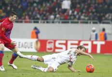 Steaua Boekarest Twente Royalty-vrije Stock Fotografie