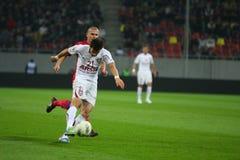 Steaua Bucarest - Bucarest veloce Fotografia Stock