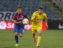 Steaua Bucarest Ceahlaul Piatra Neamt Fotografie Stock