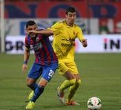 Steaua Bucarest Ceahlaul Piatra Neamt fotografia stock