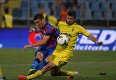 Steaua Bucarest Ceahlaul Piatra Neamt Photos stock