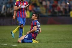 Steaua Bucarest Ceahlaul Piatra Neamt Images libres de droits