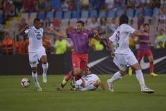 Steaua Bucarest - CFR Cluj Fotografie Stock