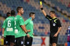 Steaua Bucarest CSU Craiova Images libres de droits