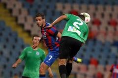 Steaua Bucarest CSU Craiova Photo libre de droits