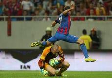 Steaua Bucareste Aktobe Fotografia de Stock Royalty Free