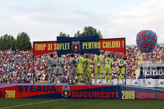 Steaua Bucharest Stock Photography