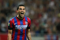Steaua Bucharest- Aktobe Stock Images