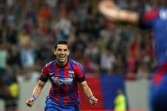 Steaua Bucharest- Aktobe Royalty Free Stock Photo