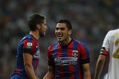 Steaua Bucharest- Aktobe Royalty Free Stock Photography