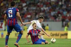 Steaua Bucharest- Aktobe Stock Image