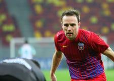 Steaua Bucharest - Concordia Chiajna Stock Images