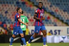 Steaua Bucharest CSU Craiova Royaltyfri Bild