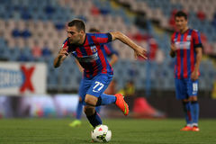 Steaua Bucharest- CSU Craiova Royalty Free Stock Photography