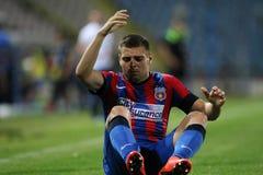 Steaua Bucharest- CSU Craiova Stock Photos