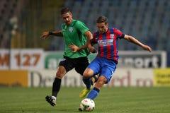 Steaua Bucharest- CSU Craiova Stock Photography