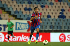 Steaua Bucharest- CSU Craiova Stock Photography