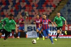 Steaua Bucharest- CSU Craiova Royalty Free Stock Photo
