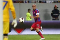 Steaua Bucharest- Dinamo Tbilisi Royalty Free Stock Photo