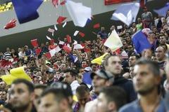 Steaua Bucharest FC Brasov Obrazy Royalty Free