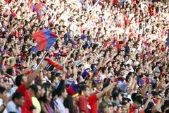 Steaua Bucharest FC Brasov Royaltyfri Fotografi