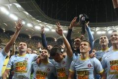 Steaua Bucharest FC Brasov Obraz Royalty Free