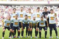 Steaua Bucharest- FC Brasov Stock Photos