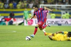 Steaua Bucharest FC Petrolul Ploiesti Zdjęcie Royalty Free
