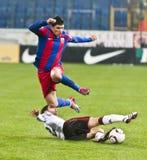 Steaua Bucharest - Liverpool FC (EUROPA LEAGUE) Royalty Free Stock Image