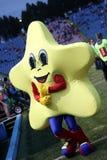 Steaua Bucharest Maskottchen Lizenzfreies Stockbild