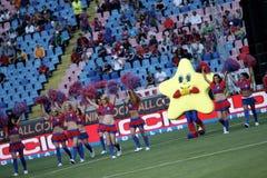 Steaua Bucharest Maskottchen Lizenzfreie Stockfotografie