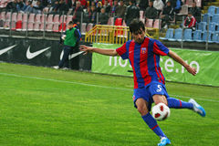 Steaua Bucharest - Pandurii Tg-Jiu Stock Photography