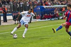 Steaua Bucharest - SSC Napoli Stock Photo