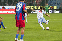 Steaua Bucharest - SSC Napoli Stock Image
