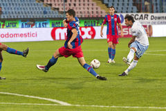 Steaua Bucharest - SSC Napoli Stock Images