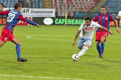 Steaua Bucharest - SSC Napoli Stock Photos