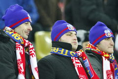Steaua Bucharest- Twente Stock Image