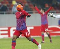 Steaua Bucharest- Twente Royalty Free Stock Photo