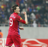 Steaua Bucharest- Twente Stock Photography
