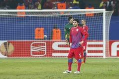 Steaua Bucharest- Twente Royalty Free Stock Image