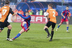 Steaua Bucharest - Utrecht (EUROPA LEAGUE) Stock Photo