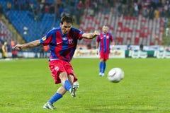 Steaua Bucharest - Utrecht (EUROPA LEAGUE) Stock Photo