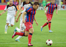 Steaua Bucharest-Vardar Skopje, UEFA Champions League Stock Photos