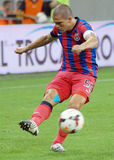 Steaua Bucharest-Vardar Skopje, UEFA Champions League Stock Image