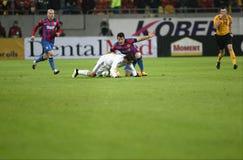 Steaua Bucharest vs. Dynamo Kyiv Stock Photos