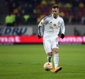 Steaua Bucharest vs. Dynamo Kyiv Royalty Free Stock Image