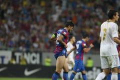 Steaua Bukarest Aktobe lizenzfreie stockfotos