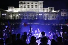 Steaua Bukarest FC Brasov stockbilder