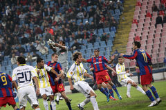 Steaua - Fenerbahce Stock Images