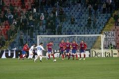 Steaua - Poli Iasi Stock Image